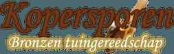 Kopersporen Bronzen Tuingereedschap