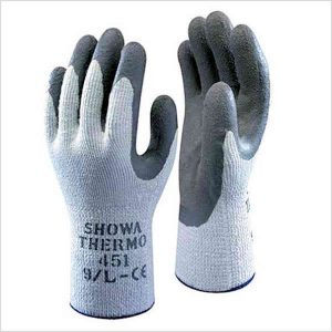 thermo handschoenen showa